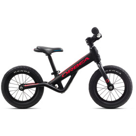 "ORBEA Grow 0 12"" Enfant, black-red"
